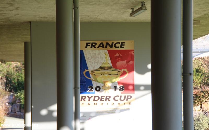 La Ryder Cup dans toutes les têtes à Terre-Blanche