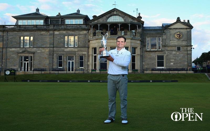 Zach Johnson est le 80ème golfeur à remporter plus d'un majeur