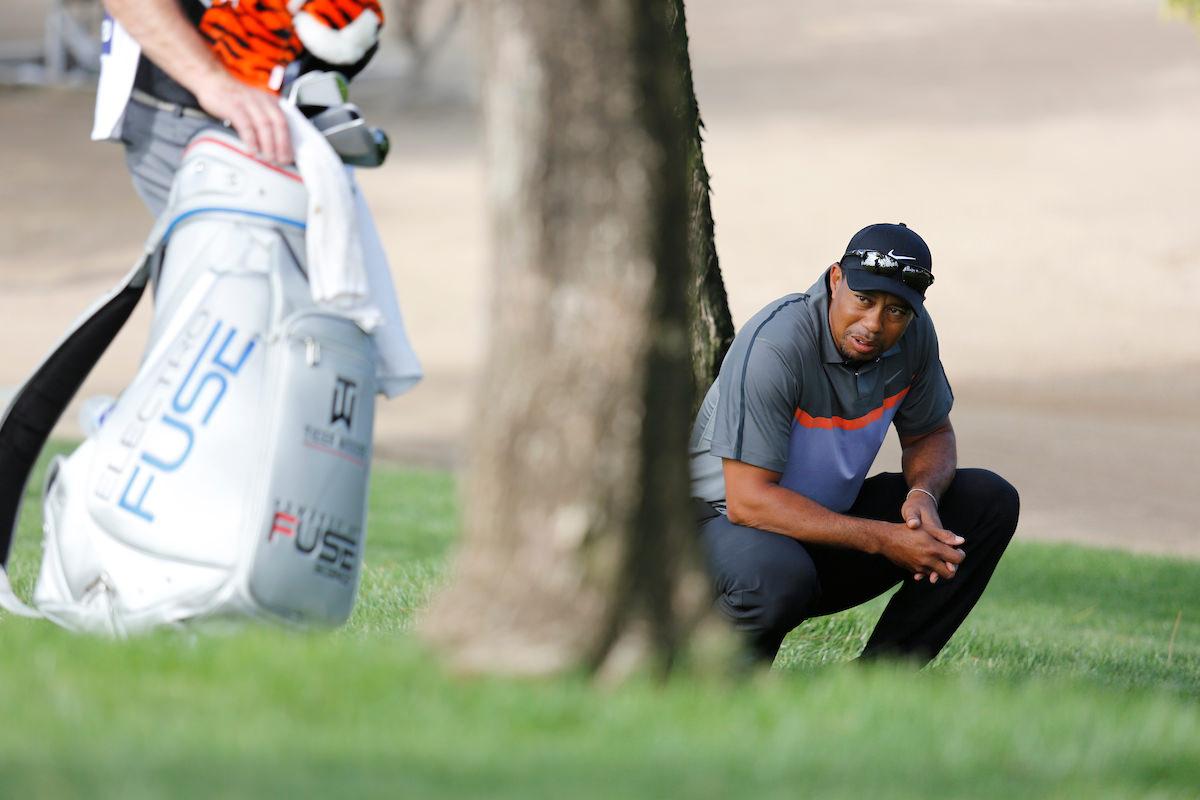 Tiger Woods va-t-il retrouver son meilleur niveau ? C'est la seule question qui demeure...crédit photo : Mark Newcombe