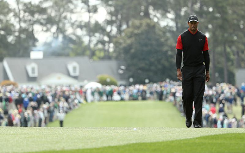 Masters 2018 : Le retour réussi de Tiger Woods à Augusta - Crédit photo : Getty Images