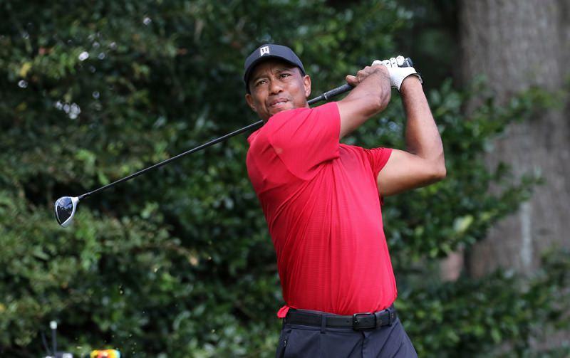 Tiger Woods remporte le Masters d'Augusta 2019 : Le jour de gloire est arrivé ! Crédit photo : Michael Wade/Icon Sportswire