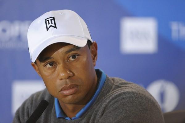 Tiger Woods déclare : «Tout le monde pense que maintenant je suis mort ! »   Credit Photo : Christer Hˆglund