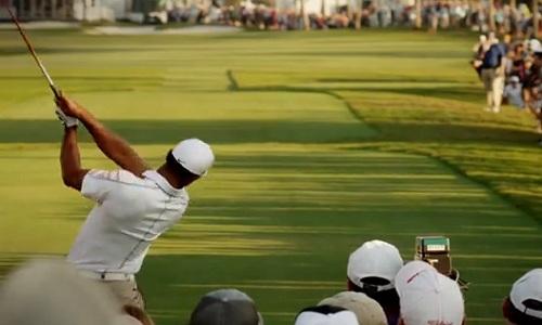 Le dos de Tiger Woods ne répond plus !