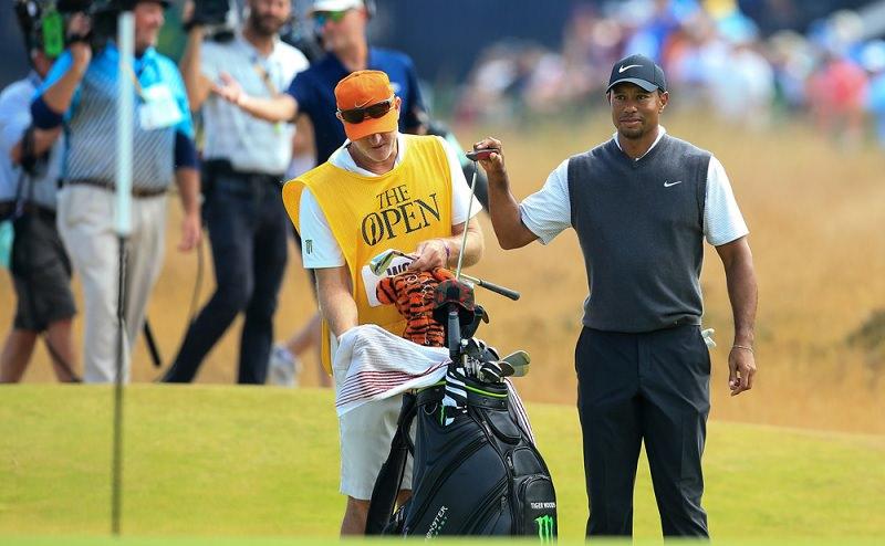 Woods nous a fait rêver à Carnoustie - David Blunsden/Actionplus/Icon Sportswire