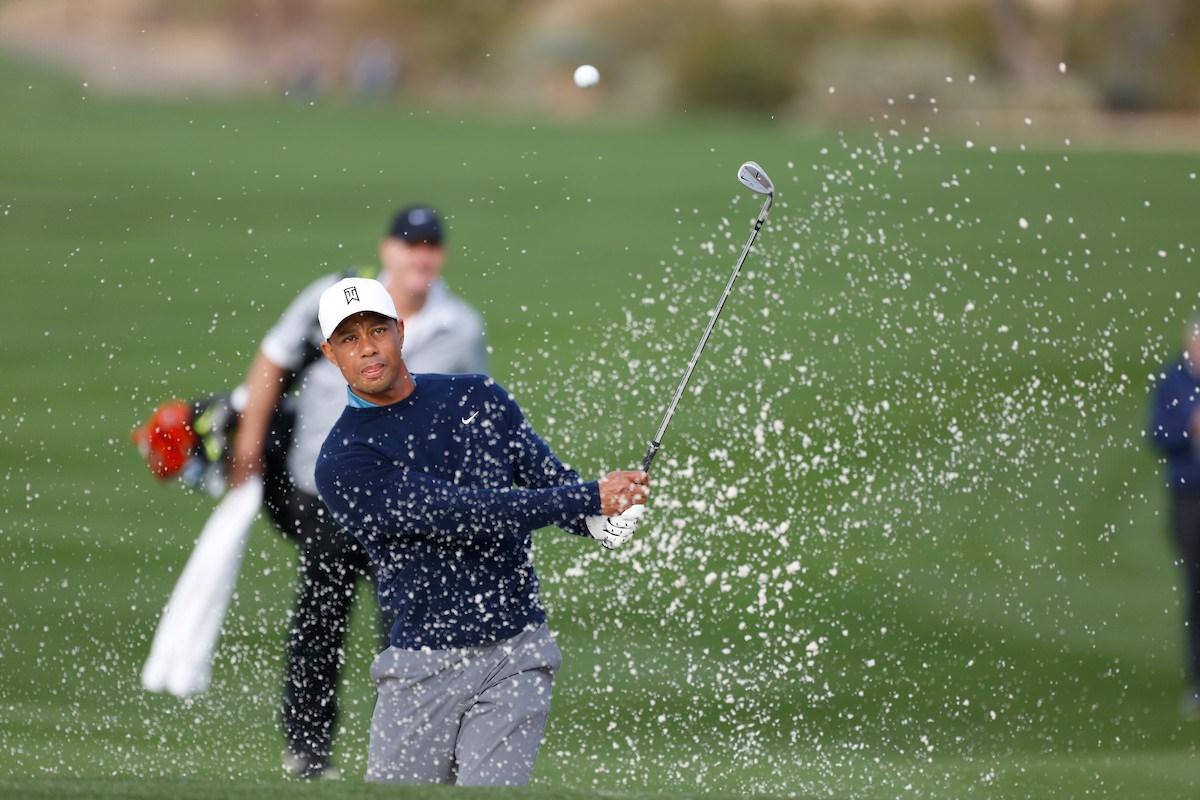 Tiger Woods va devoir se trouver de nouveaux clubs pas nécessairement une nouvelle casquette - crédit photo : Mark Newcombe