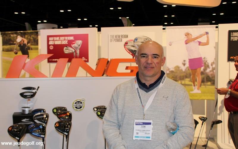 Interview exceptionnel avec Tom Olsavsky, ingénieur pour Cobra Golf