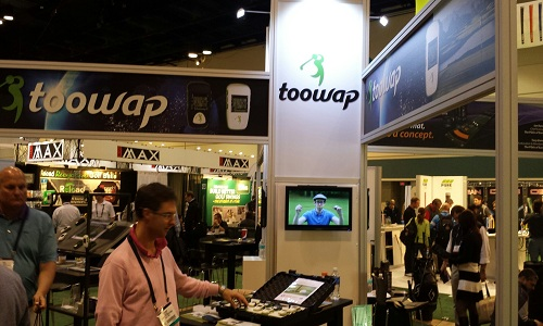 Toowap au salon PGA Merchandise Show d'Orlando 2014