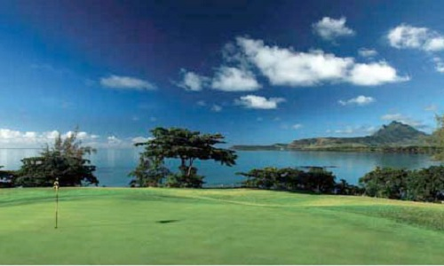 Le Standard Bank Mauritius Open au Touessrok Golf Course