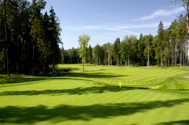 Image du parcours du Tseleevo Golf et Polo Club