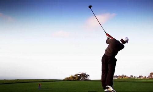 Tiger Woods au sommet du golf mondial en 2013