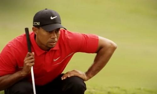 Ca ne rentre pas pour Tiger Woods !