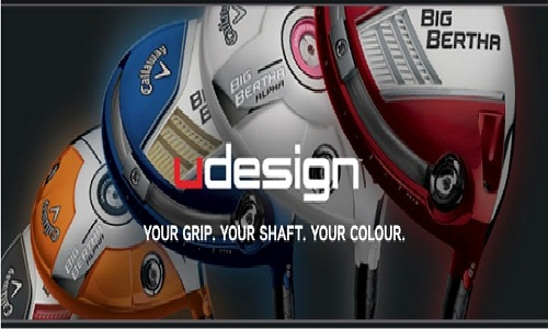 Udesign : Colorez vos parties de golf !