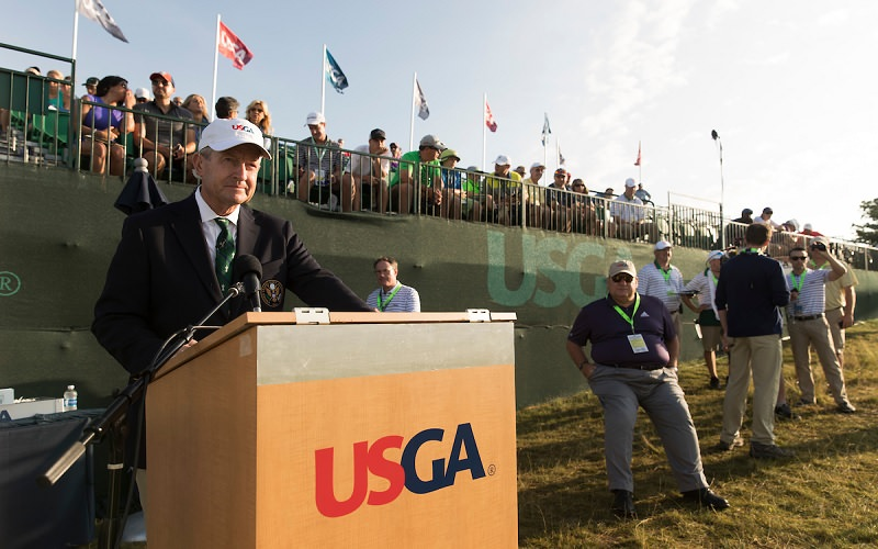 US OPEN 2017 : Pourquoi l'USGA ne doit plus se rater ? - Crédit photo : Mark Newcombe
