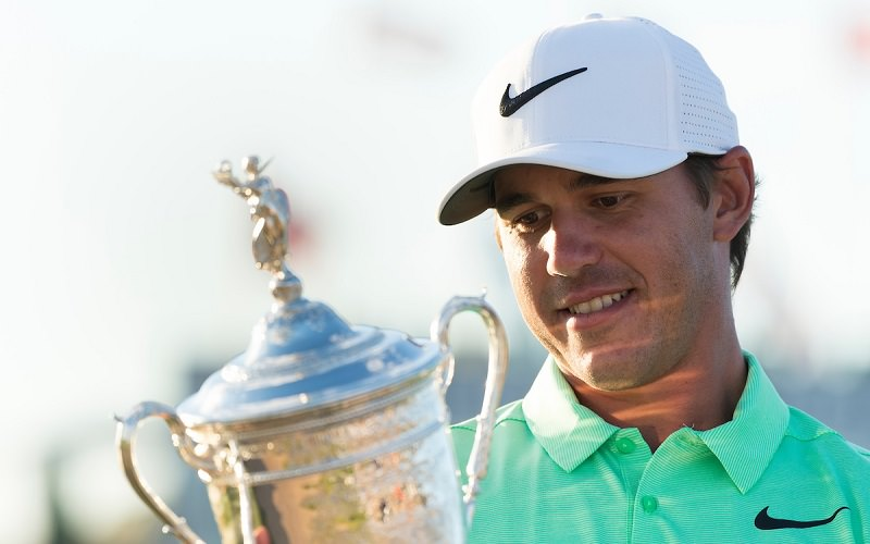 Brooks Koepka remporte l'US Open 2017 en -16