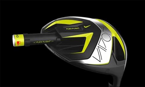 Nike golf prépare un driver révolutionnaire! Le Nike Vapor Flex