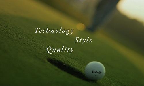 Volvik : Un petit poucet qui entend colorer vos parties de golf