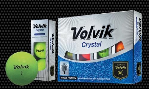 La Volvik Crystal première de sa catégorie