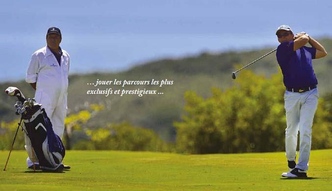 Le World Amateur Tour : Vivez l'expérience golf comme un pro
