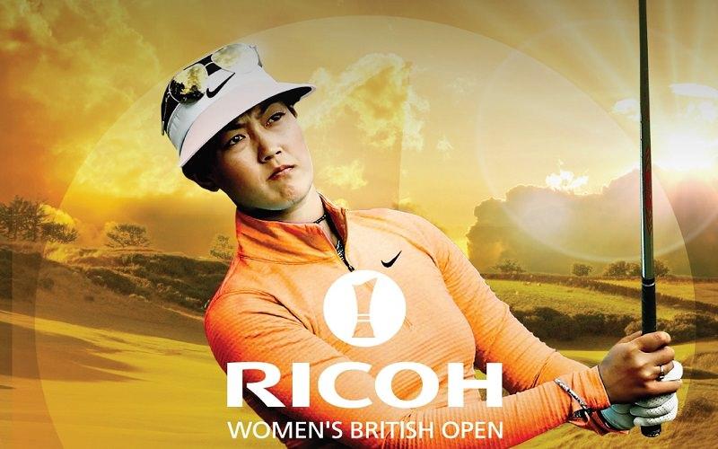 Ricoh Women's British Open 2017: Les filles font tomber les scores