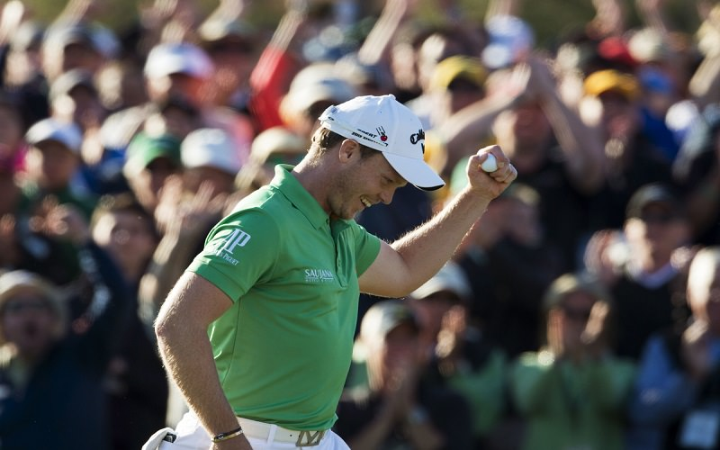 Danny Willett, vainqueur inattendu du Masters 2016 - Crédit Photo : Mark Newcombe