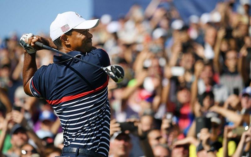 Les raisons d'espérer une bonne saison 2019 pour Tiger Woods
