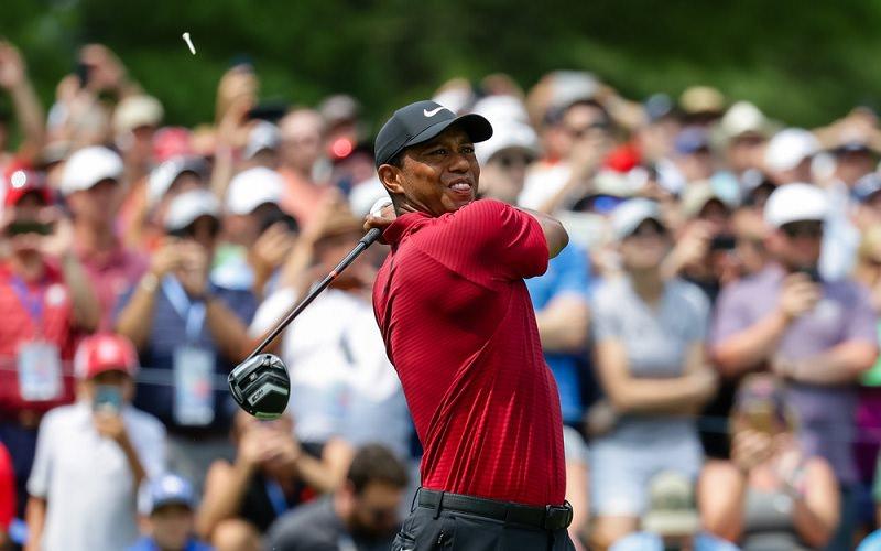 Tiger Woods : Le magicien est de retour - Crédit photo : Tim Spyers/Icon Sportswire