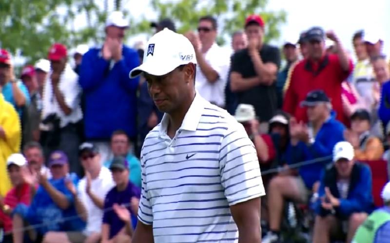 US PGA Championship : Les soucis de Tiger Woods en majeur continuent