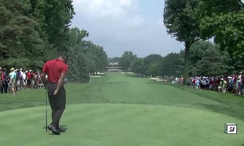 Tiger Woods: De nouveau blessé, doit-il changer de swing?