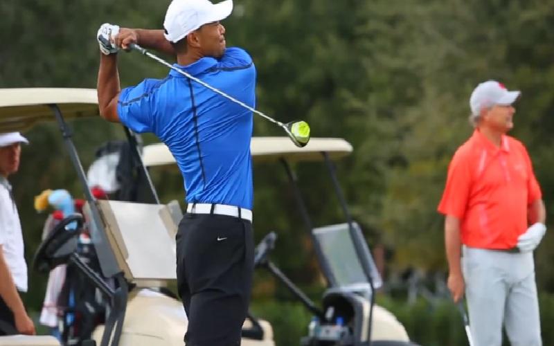 Et si Tiger Woods était finalement humain?