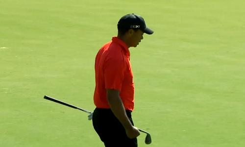 Et pendant ce temps-là que devient Tiger Woods ?