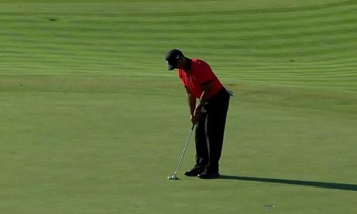 Tiger Woods ; meilleur golfeur de l'année 2013 ?