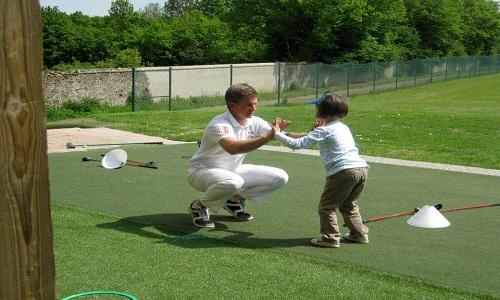 Cours de golf avec Yan Massonat