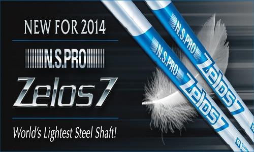 Nouveau Nippon Shaft Zelos 7 pour plus de vitesse de swing