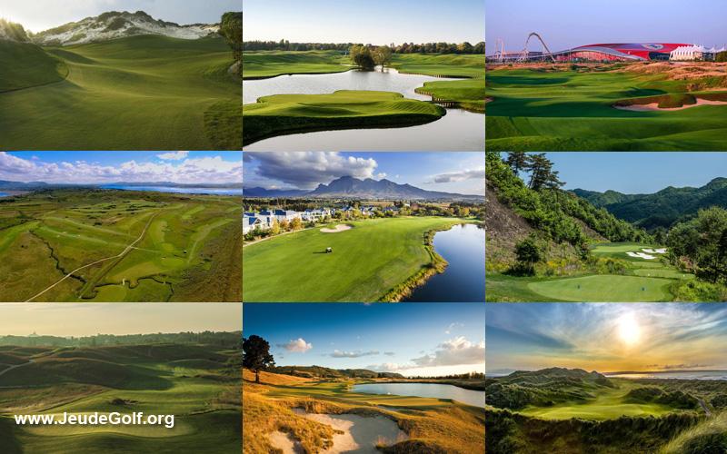 Quelles seront les plus belles destinations pour des voyages de golf en 2019 ?