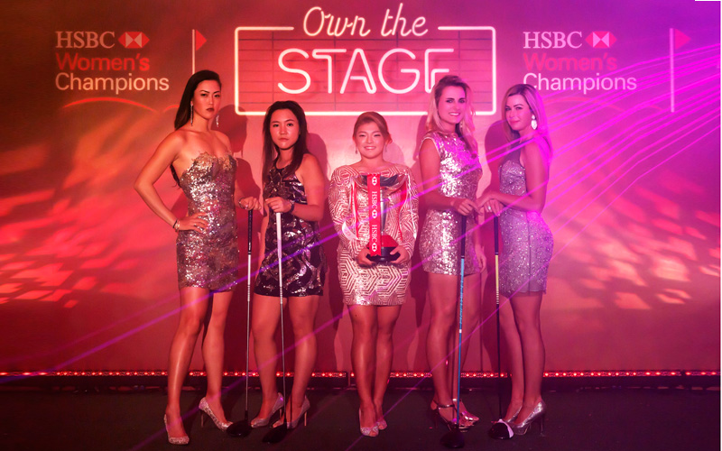 Crédit photo : HSBC Women's Champions 2017