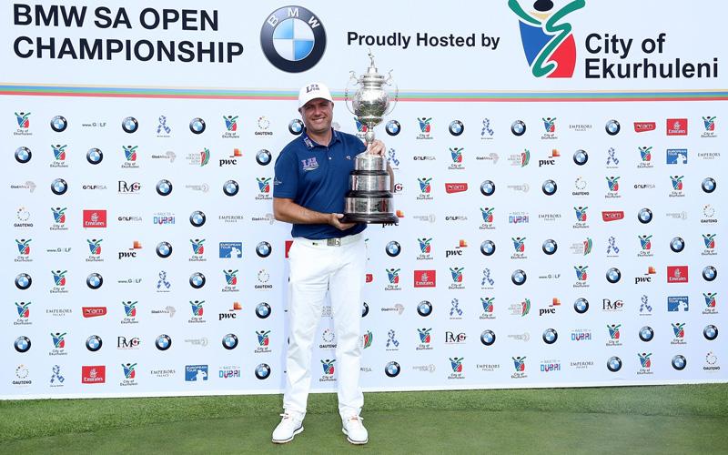 Un rêve devenu réalité, pour Graeme Storm vainqueur de l'Open d'Afrique du Sud