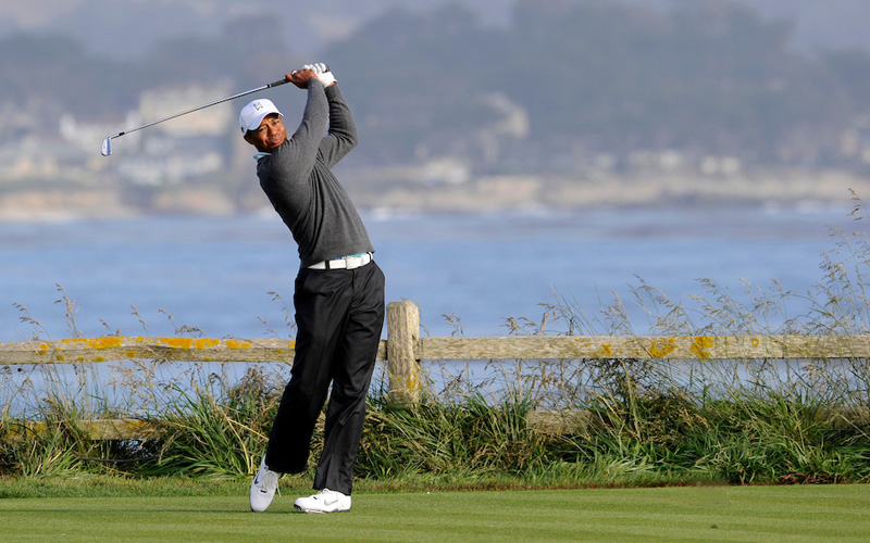Tiger Woods. Crédit Photo Mark Newcombe