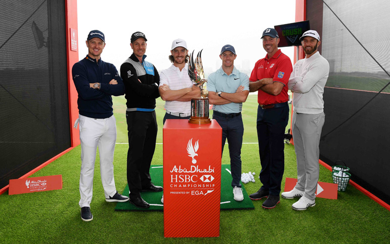 Abu Dhabi : Véritable coup d'envoi la saison du Tour européen 2018