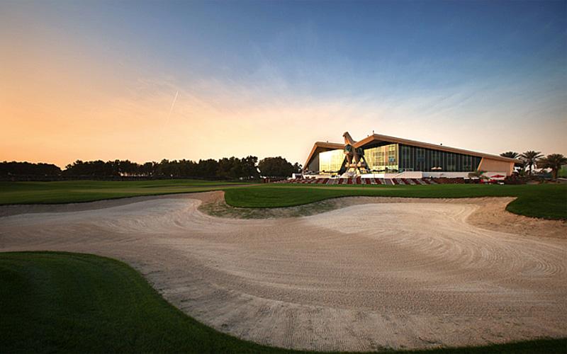 Photo Abu Dhabi Golf Club