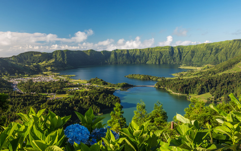 Les Açores Fotolia