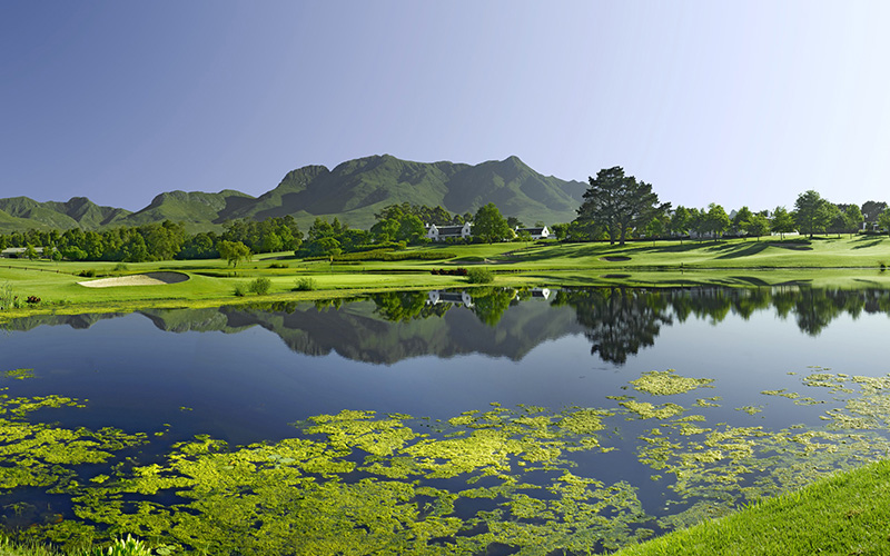 Photo : Fancourt