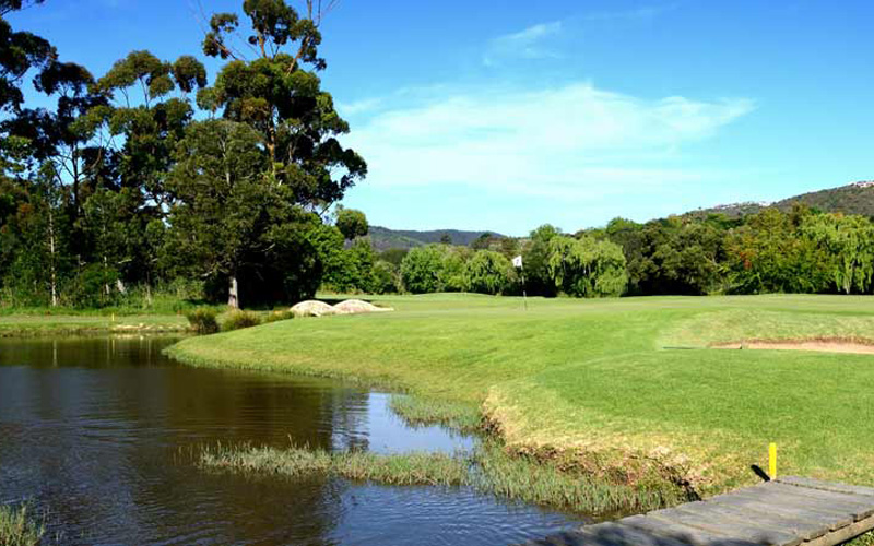 Photo : Knysna Golf Club