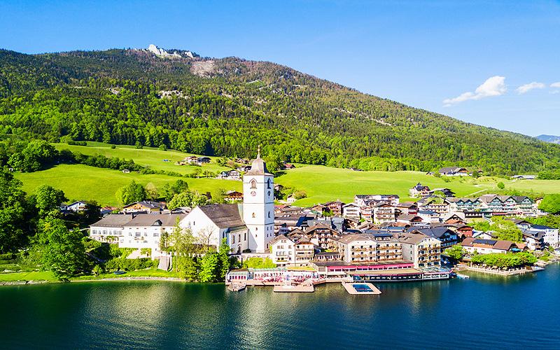 Golf en Autriche - Fotolia