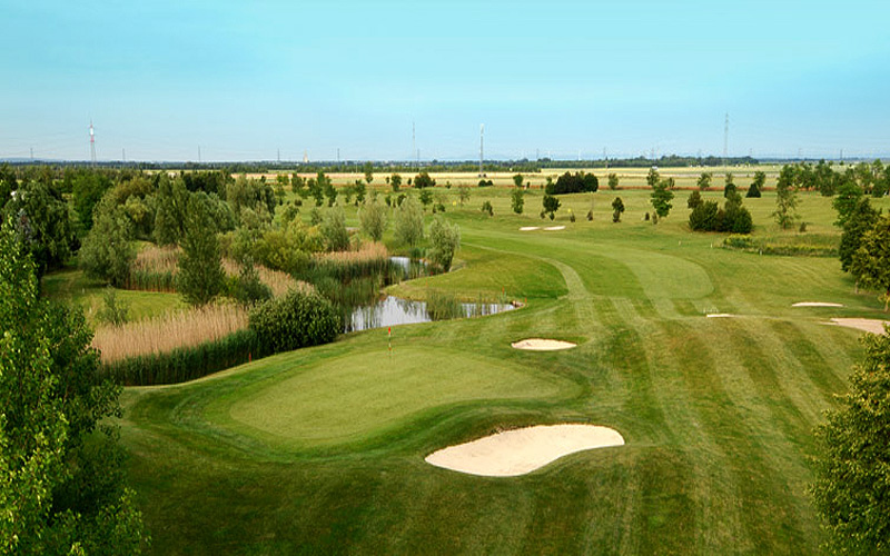 Photo Club Danube Golf-Wien, Süssenbrunn