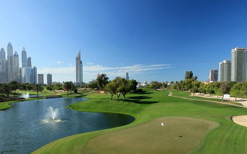 Découvrez les Émirats arabes unis, pour un séjour de golf exceptionnel