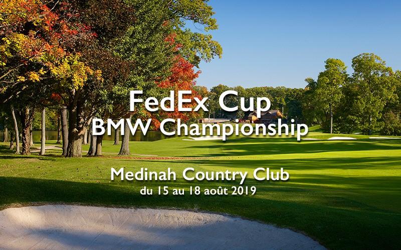 FedEx Cup : BMW Championship, Justin Thomas en tête du premier tour