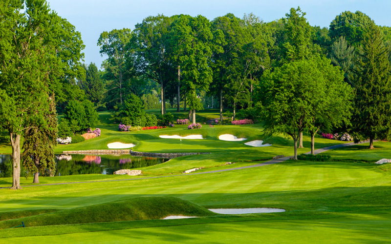 Photo Golf de Baltusrol