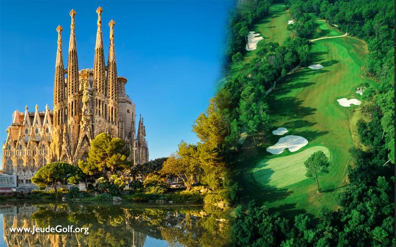 Image : JeudeGolf.org avec Fotolia et Real Club de Golf El Prat