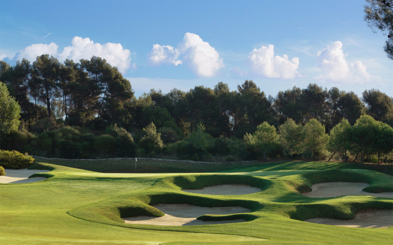Crédit photo : Real Club de Golf El Prat