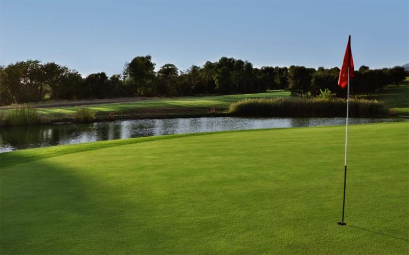 Crédit photo : Real Club de Golf El Prat